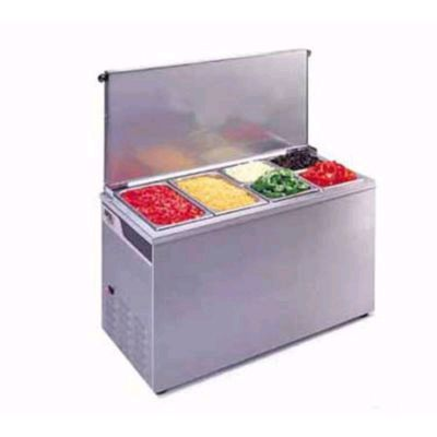 APW Insulated Cold Pans w/ EZ Lock