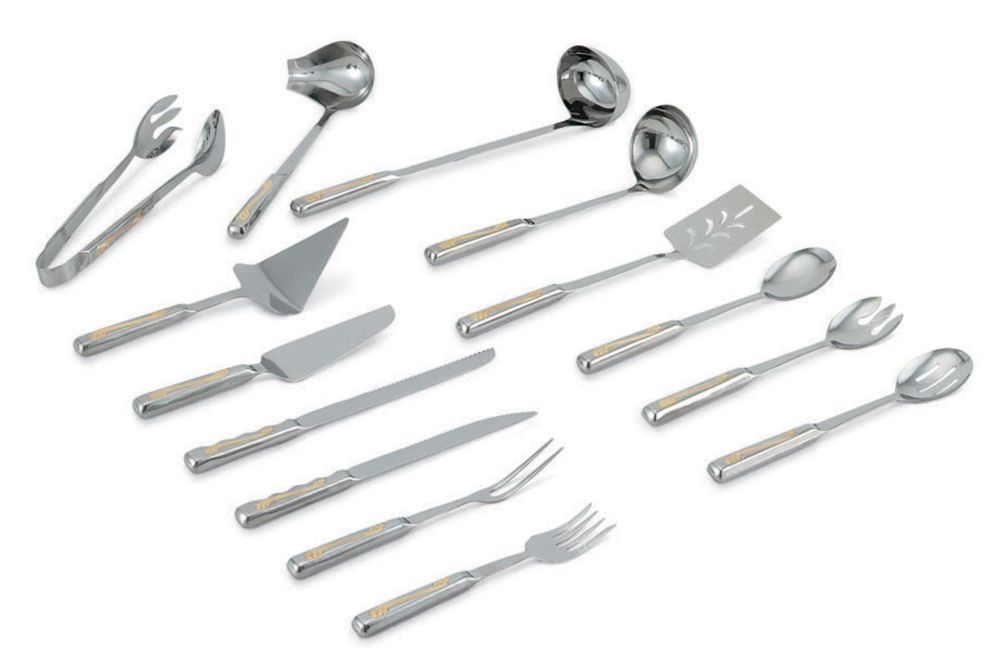 Buffet Utensils and Holloware