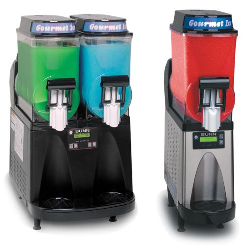 Bunn Frozen Beverage Dispensers