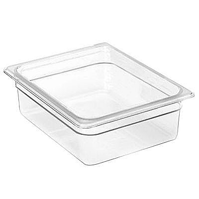Full Size Clear Food Pan