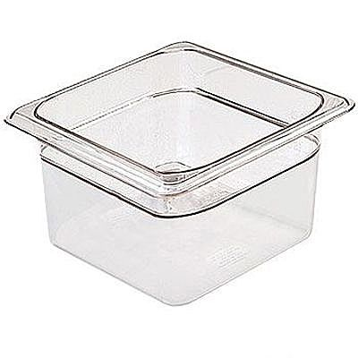Sixth Size Clear Food Pan