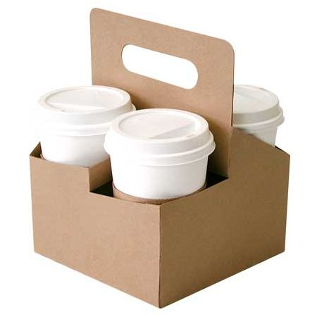 Coffee Sleeves, Servers & Carriers