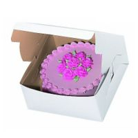Cake Boxes and Circles