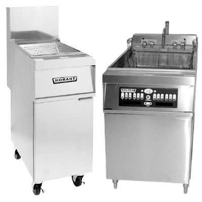 Hobart Floor Fryers