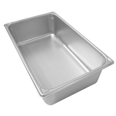 Stainless Steel Full Size Food Pan