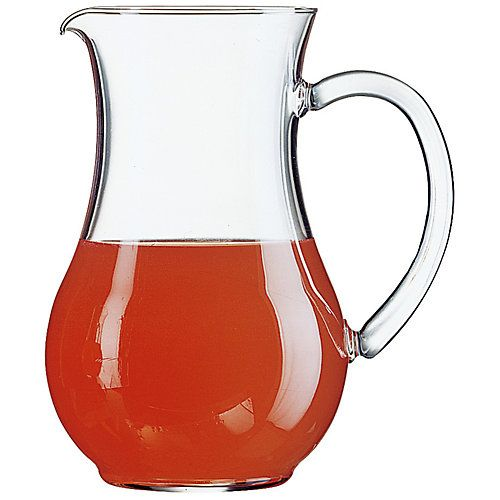 Glass, China, and Stonerware Pitchers