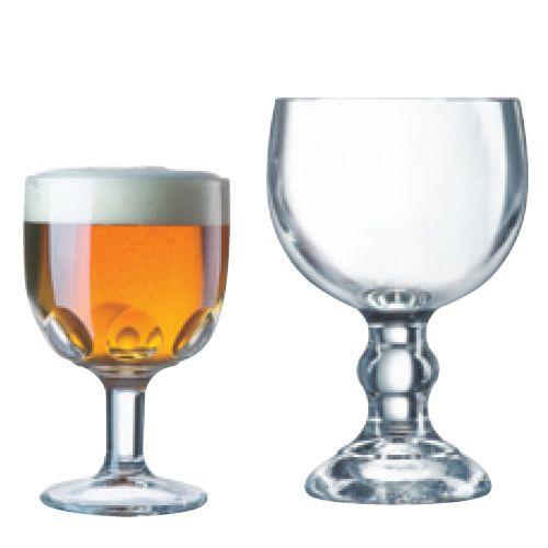 Goblet & Schooner Glasses