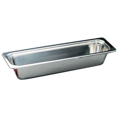 Stainless Steel Half Long Size Food Pan