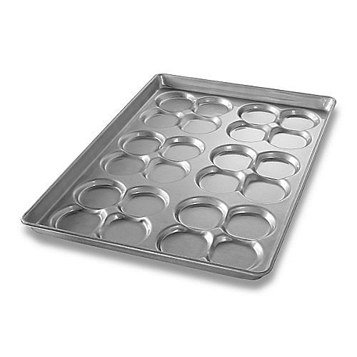 Hamburger and Hot Dog Baking Pans
