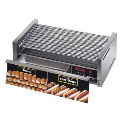 Star® Hot Dog Grillers and Steamers