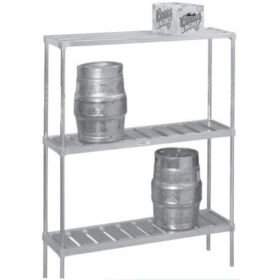 Keg Shelving