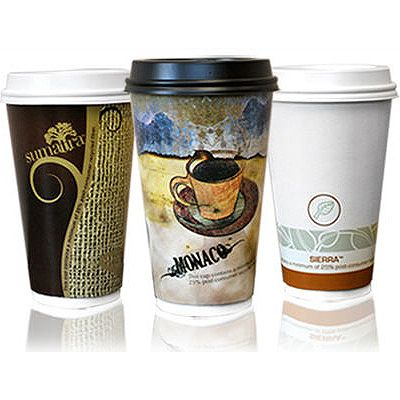 LBP Sierra Design Double Wrapped Hot Cups