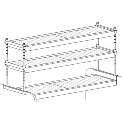 Perlick Unit Shelves