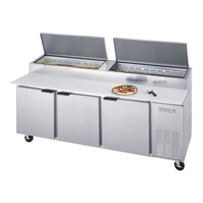Beverage-Air Pizza Preparation Units