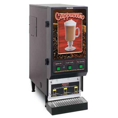 Powdered Beverage Dispensers