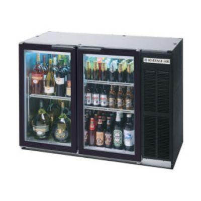 Beverage-Air Refrigerator Backbar