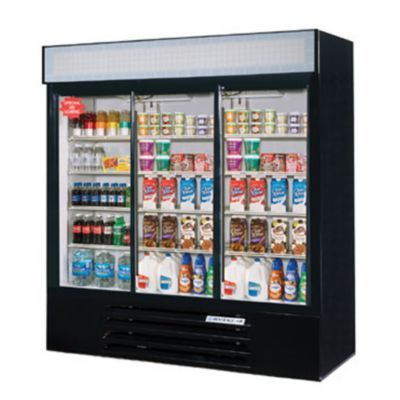 Beverage-Air Refrigerated Reach-In Merchandiser
