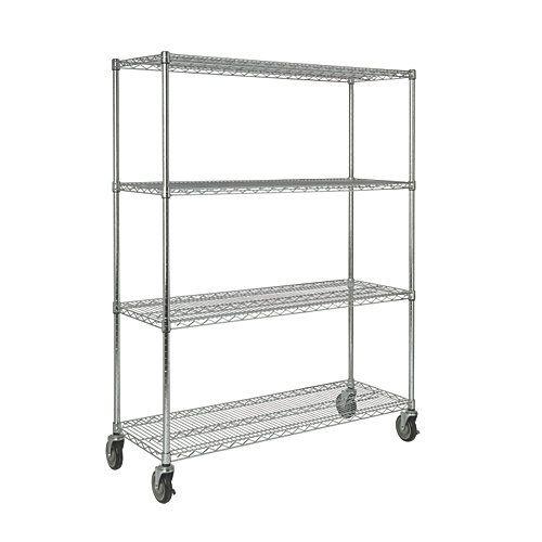 Shelving, Racks & Carts