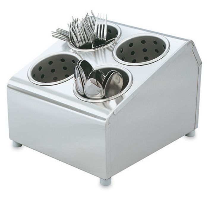 Shop Cutlery Bins, Silverware Dispensers, Cutlery Trays and More!