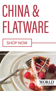 China & Flatware