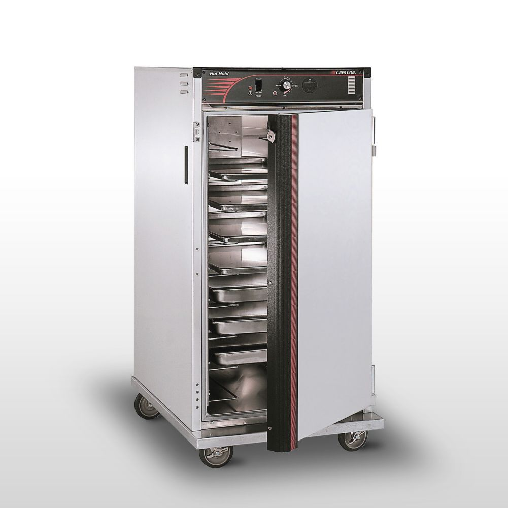 Stainless Steel Heated Humidified Holding Cabinet