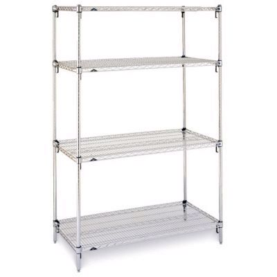 Super Erecta Brite Shelving