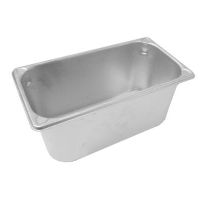 Stainless Steel Third Size Food Pan