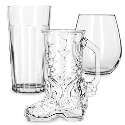 Top Selling Libbey Glassware