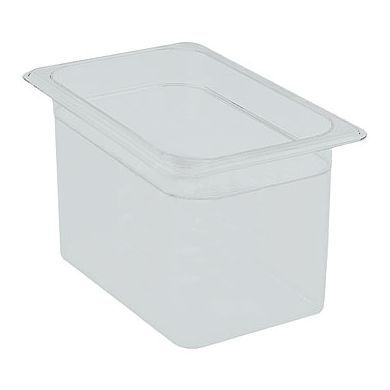 Fourth Size Translucent Food Pan