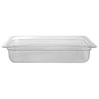 Ninth Size Translucent Food Pan