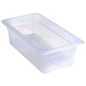Third Size Translucent Food Pan