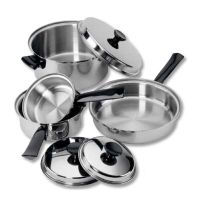 Tri-Ply Cookware
