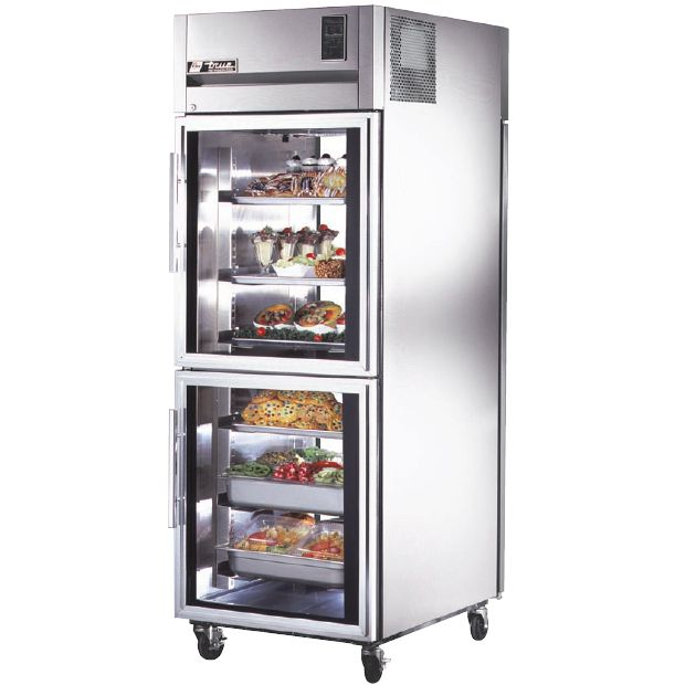 True Pass-Thru Refrigerators