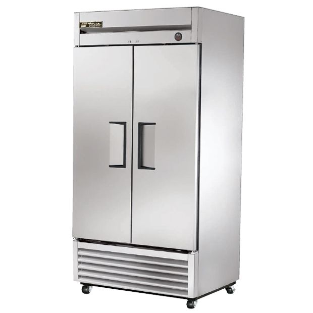 True Reach-In Freezers