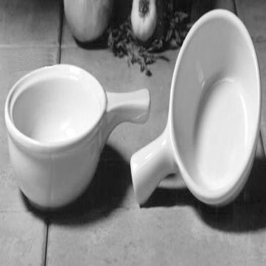 Handled Soup Bowls