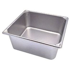 Stainless Steel Two-Thirds Size Food Pan