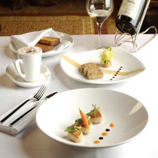 Vogue Pattern Tableware