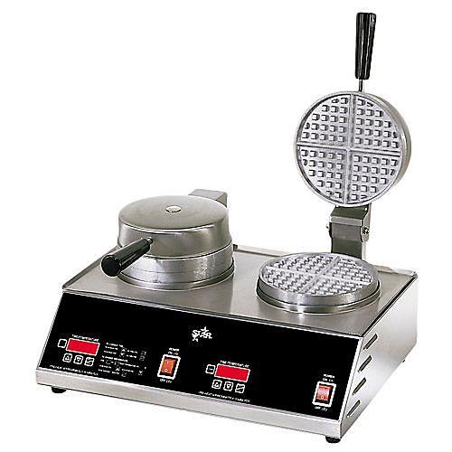 Waffle Baker and Crepe Maker