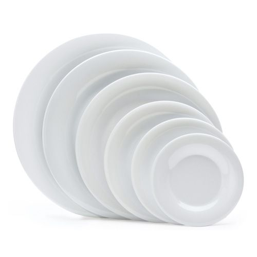 Diamond White Dinnerware