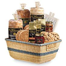 Best of Wolferman's Deluxe Gift Basket