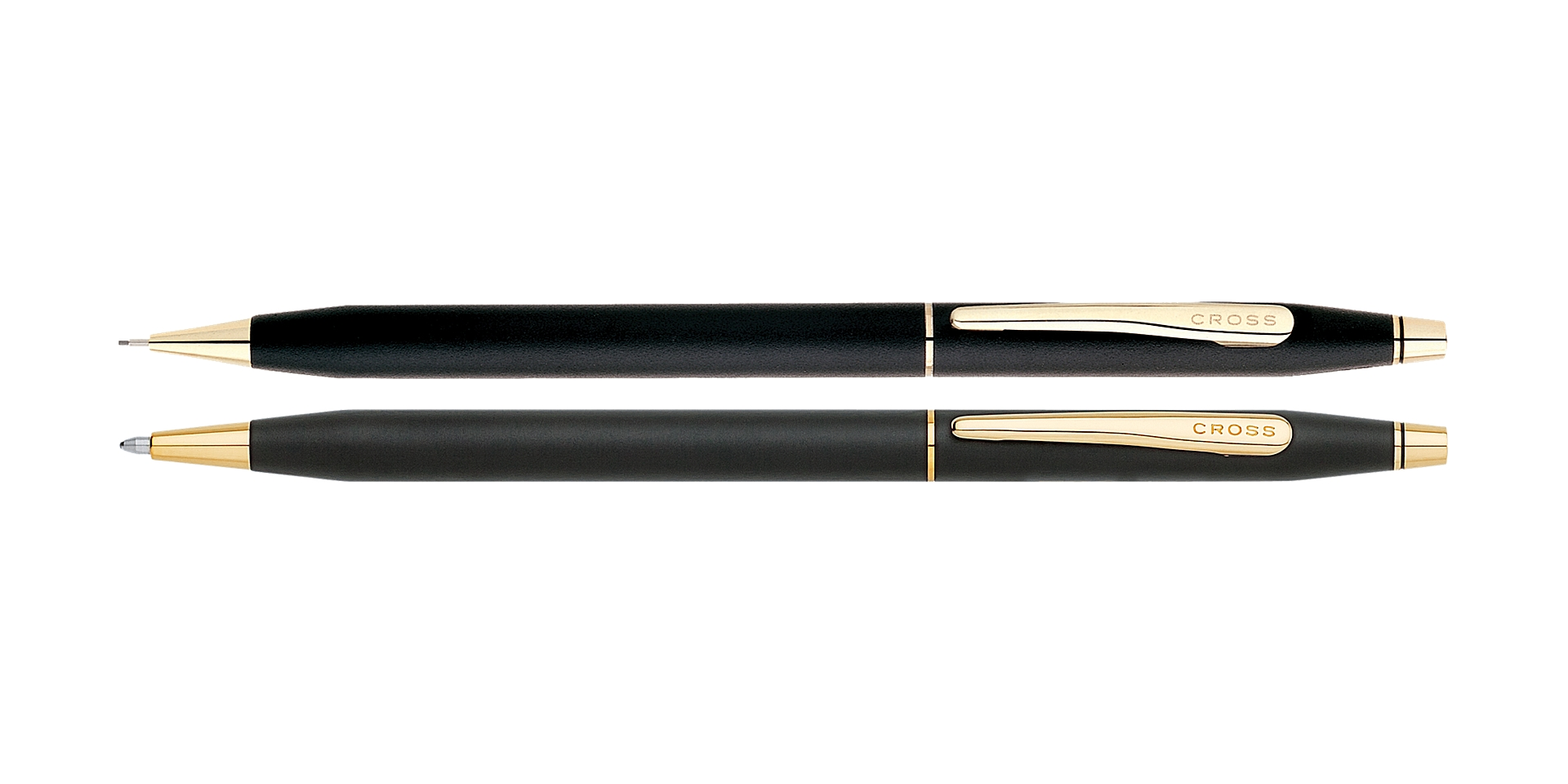 Cross Classic Century Classic Black Pen and Pencil Set Picture