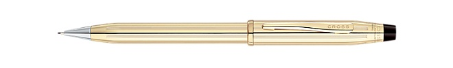 Century II 10 Karat Gold Filled/Rolled Gold 0.7MM Pencil