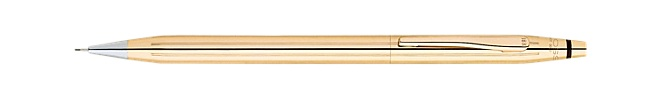 Classic Century 18 Karat Gold 0.7MM Pencil