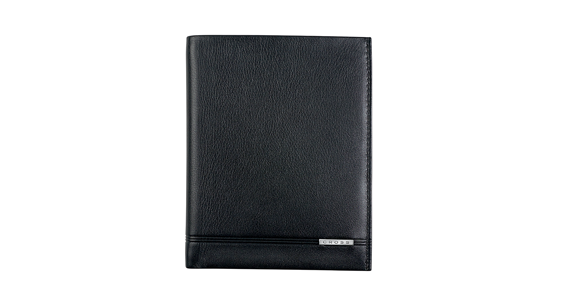 Cross Passport Wallet with Cross Pen Picture