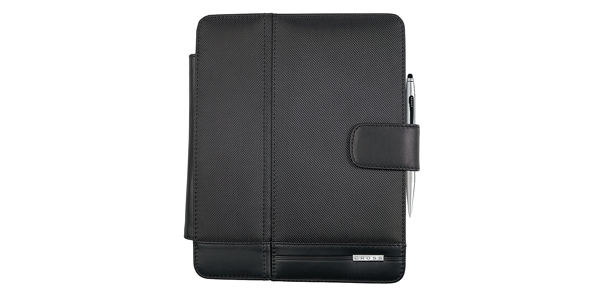 Cross iPad Case with Chrome Tech2 Dual-Function Stylus Pen Picture