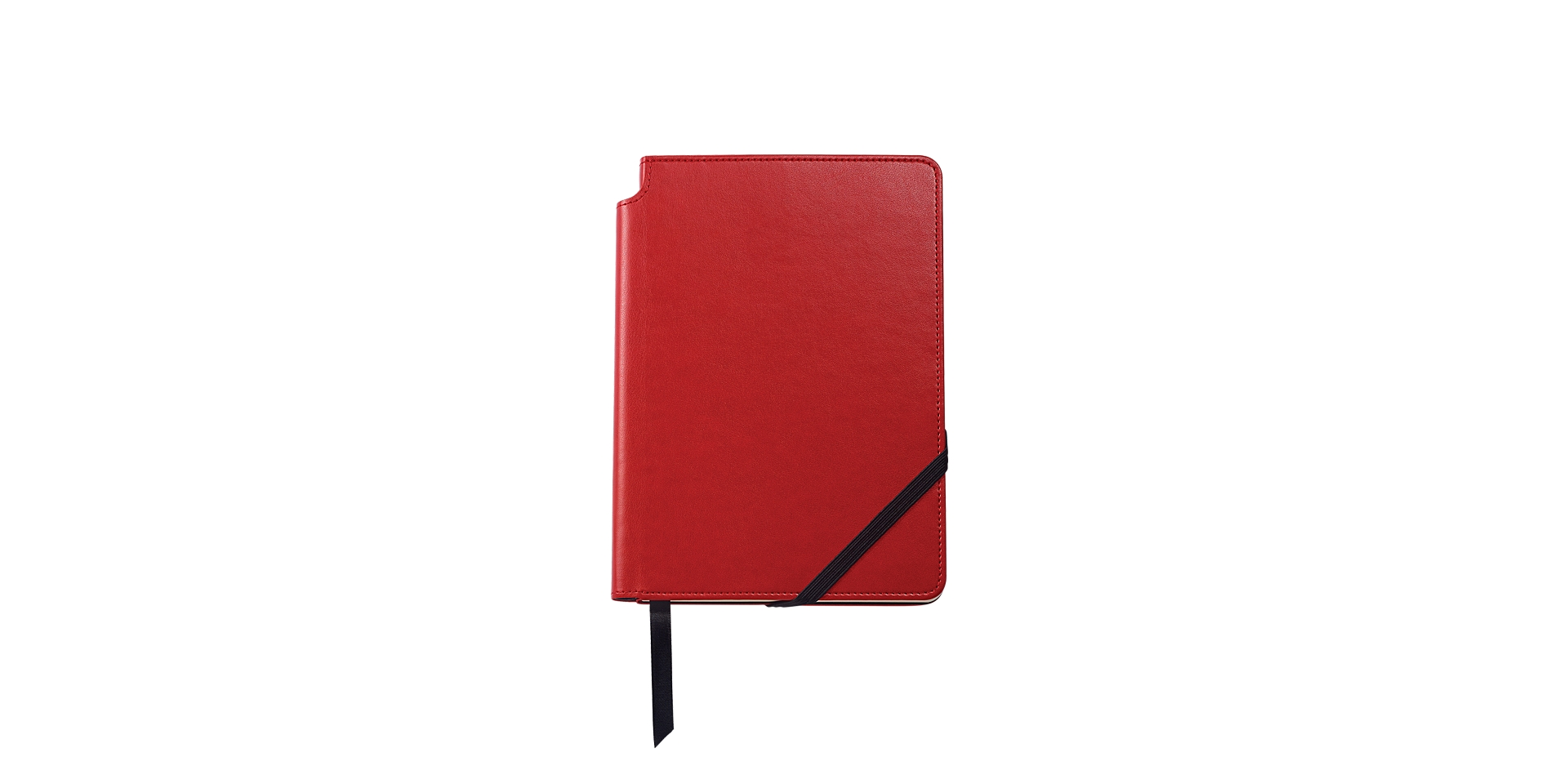 Cross  Medium Crimson Journal