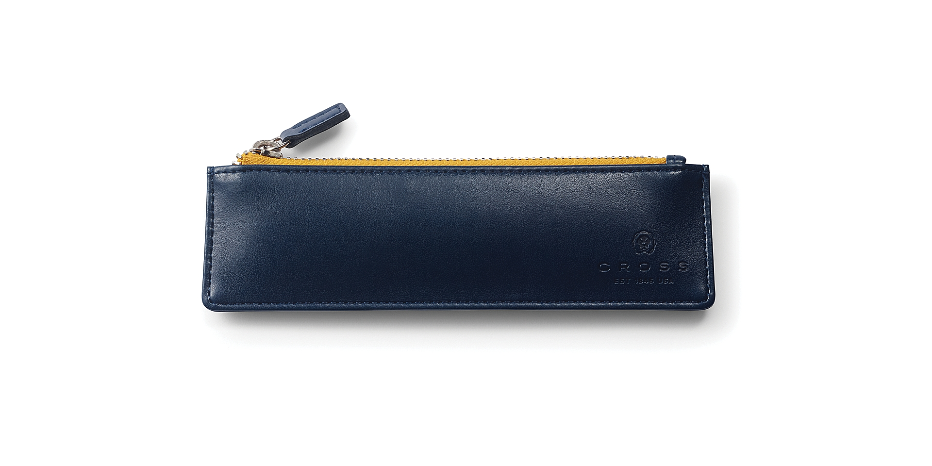 Cross Cross Pen Pouch with TrackR bravo Gift Set in Midnight Blue Picture