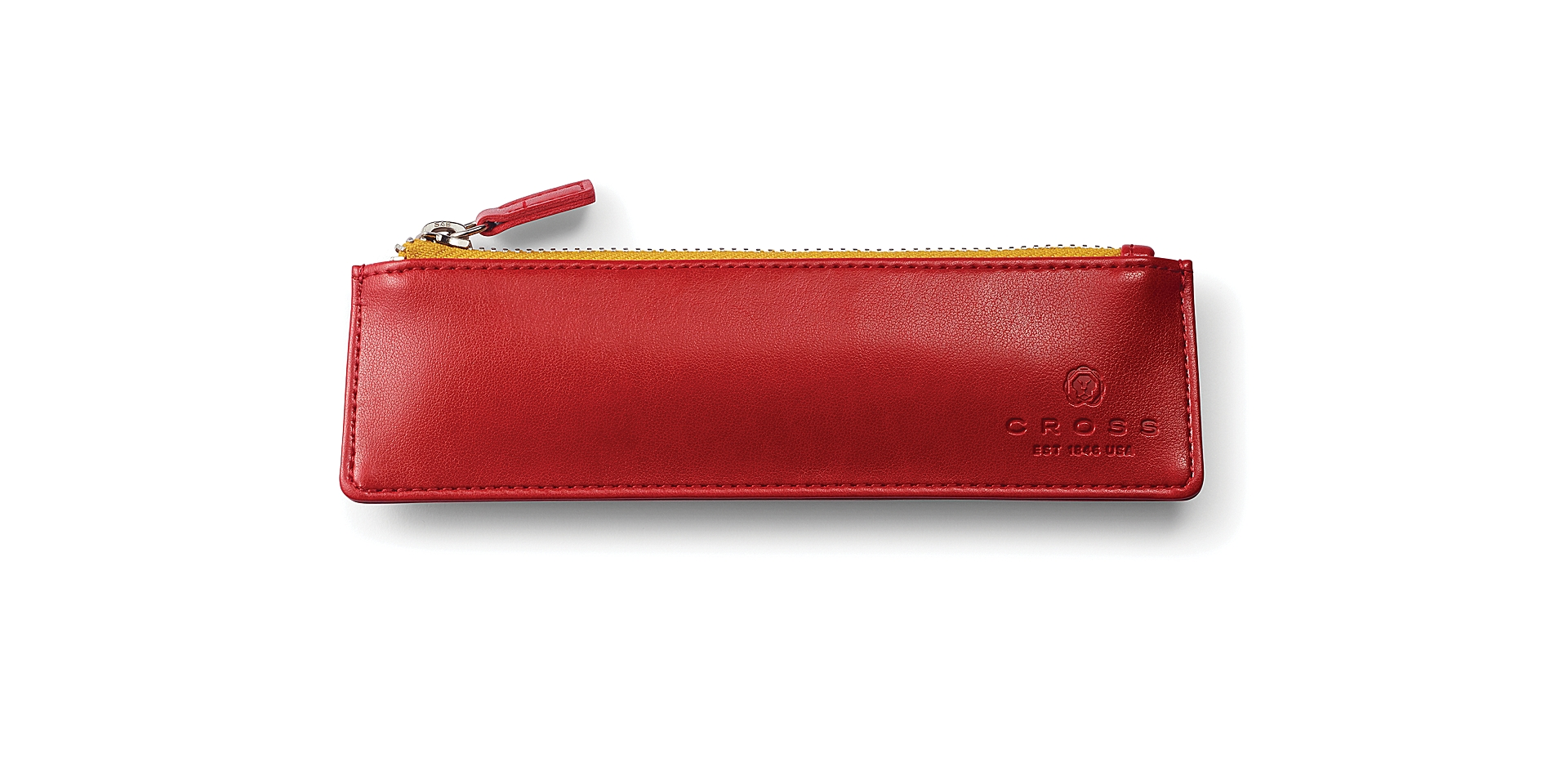 Cross Cross Pen Pouch with TrackR bravo Gift Set in Crimson Picture
