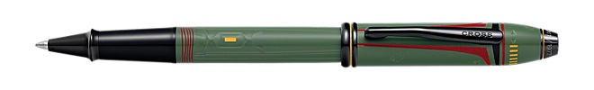 Cross Townsend Star Wars™ Limited-Edition Boba Fett™ Rollerballpen