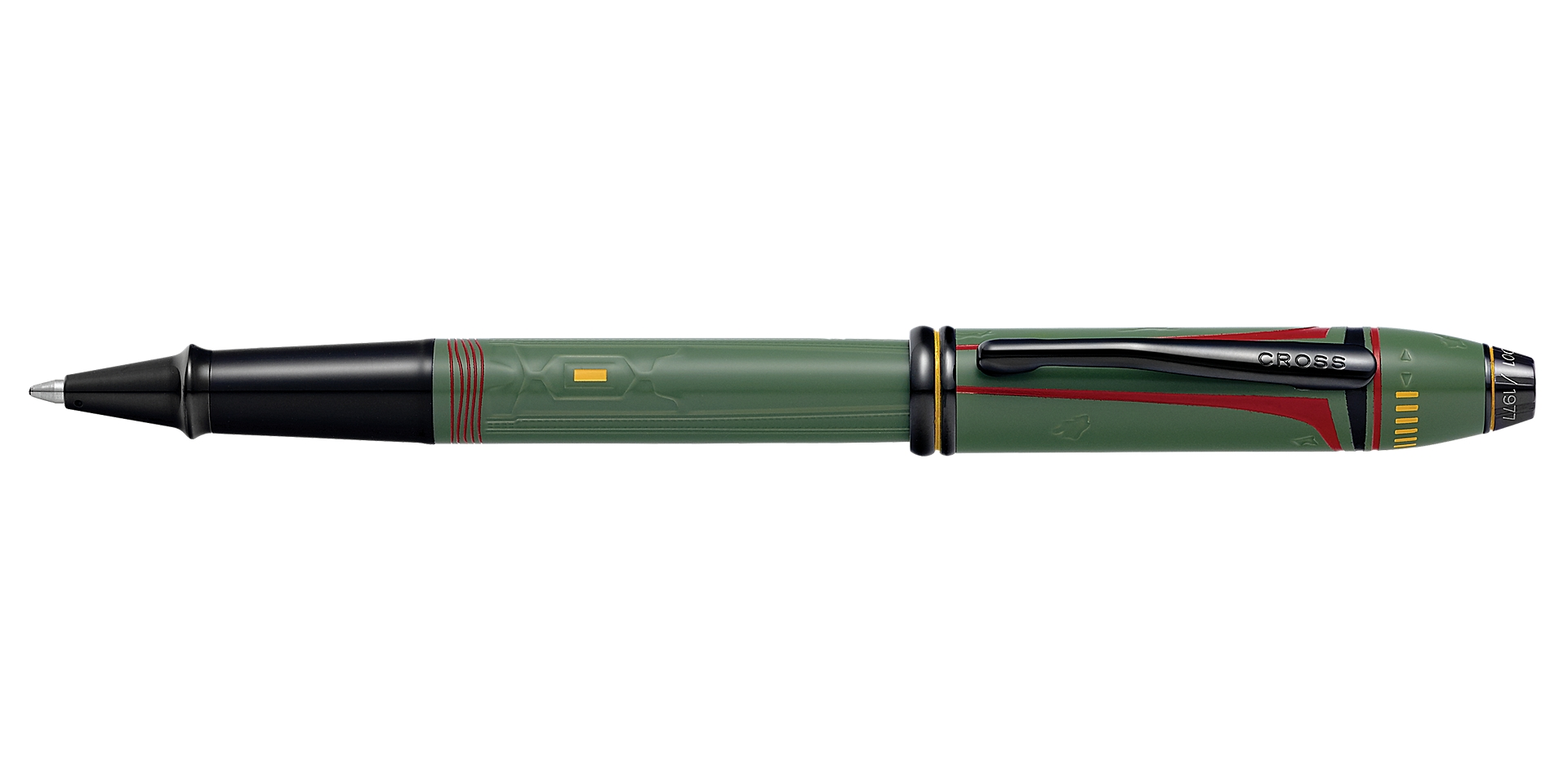Cross Cross Townsend Star Wars™ Limited-Edition Boba Fett™ Rollerball  ... Picture